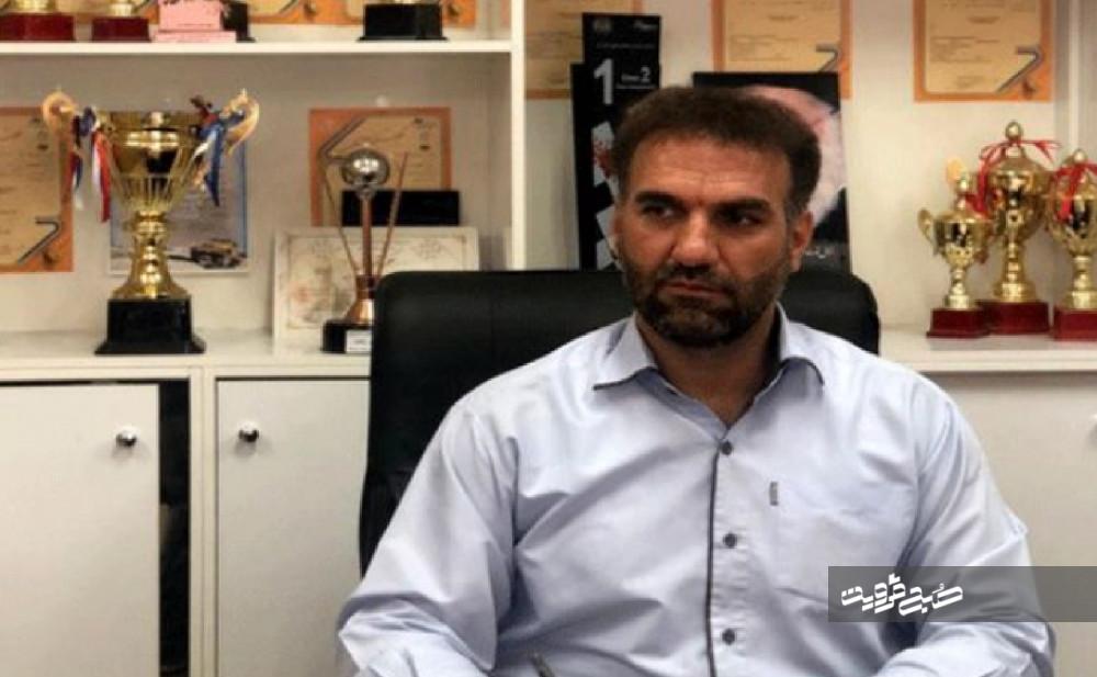 اعزام کاروان قهرمانان اتومبیلرانی به مزار سردار سلیمانی/ ۵۷ورزشکار قزوینی در این برنامه شرکت دارند