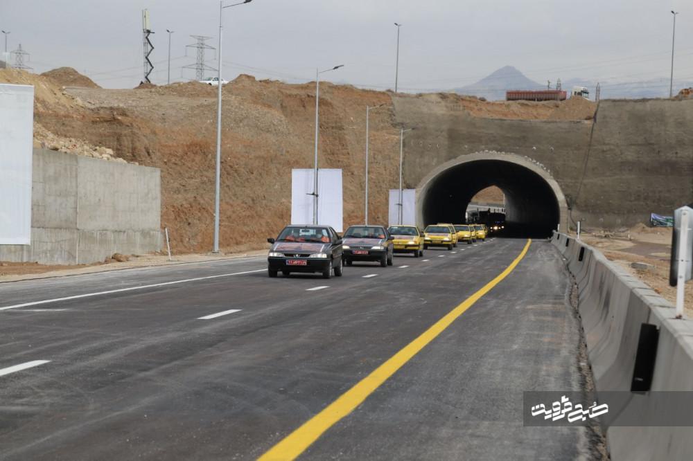 آزادراه «غدیر» عامل کاهش ترافیک استانهای تهران، البرز و قزوین میشود