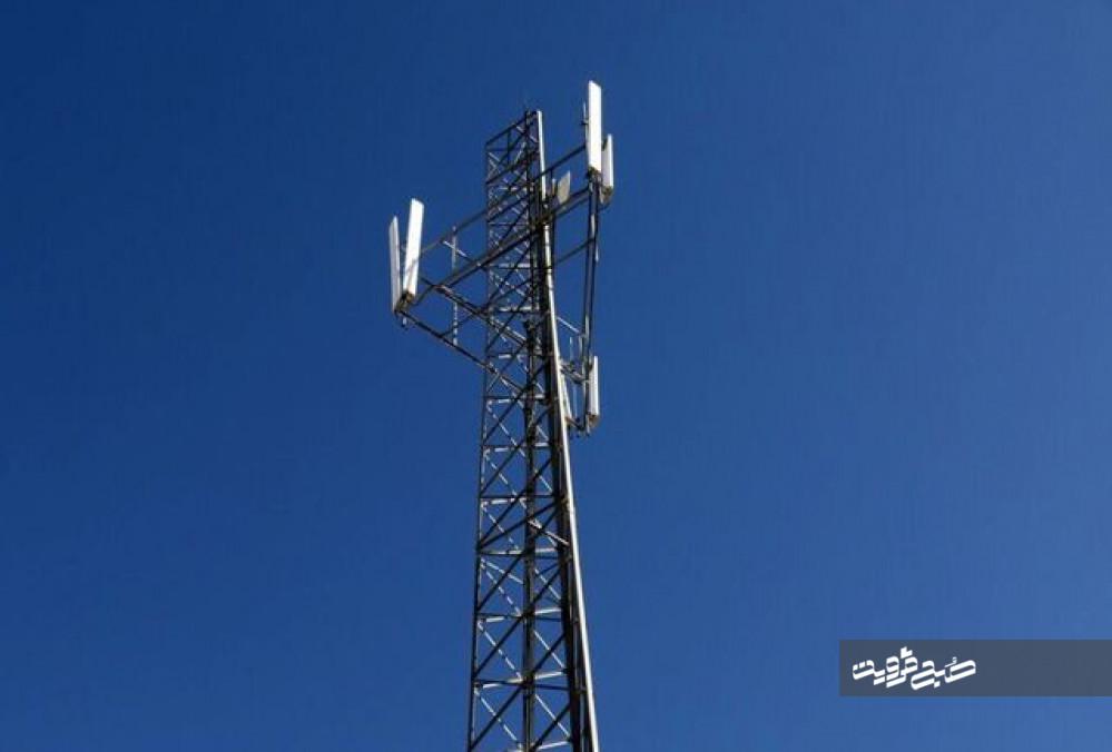 ارتقاء ایستگاه تلفن همراه ۵۰۰خانوار روستایی قزوین به نسل چهارم تلفن همراه