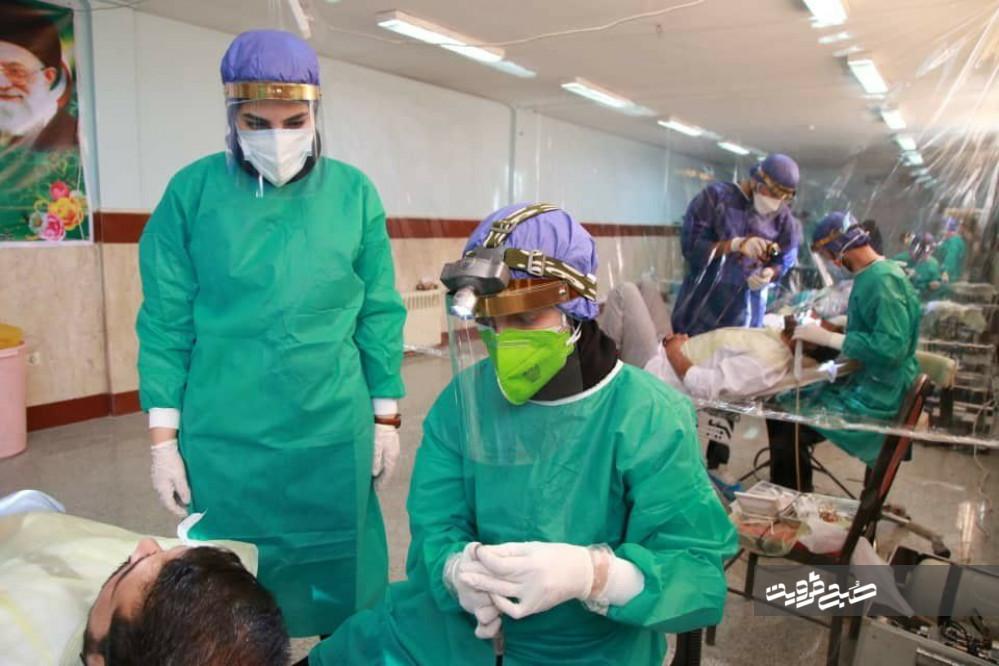 ۴۰۰ مددجوی زندانمرکزی قزوین خدمات پزشکی دریافت کردند