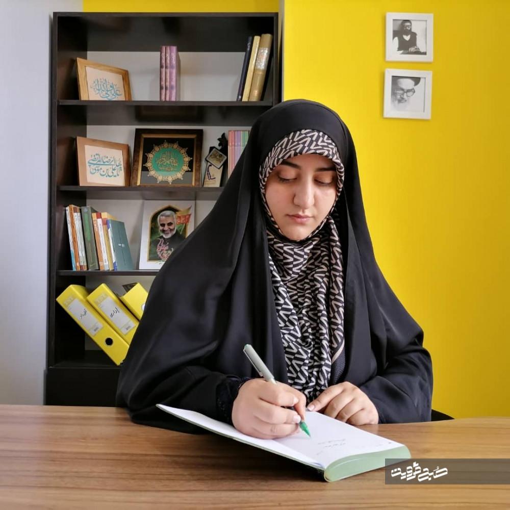 """""""پری زاد"""" از اولین شرکتهای تولیدمحتوا در قزوین است/ دختران دهه هفتادی سکان کسبوکار را به دست دارند"""