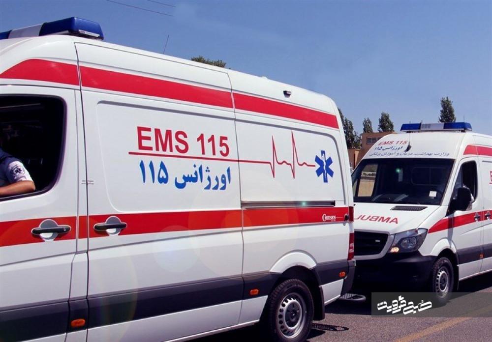 انفجار کپسول در تاکستان ۳مصدوم برجای گذاشت