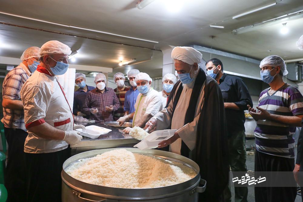 خدمات هیئت رزمندگان جهادی و در خدمت دین است/ دین توجه جدی به ریشهکن شدن فقر دارد