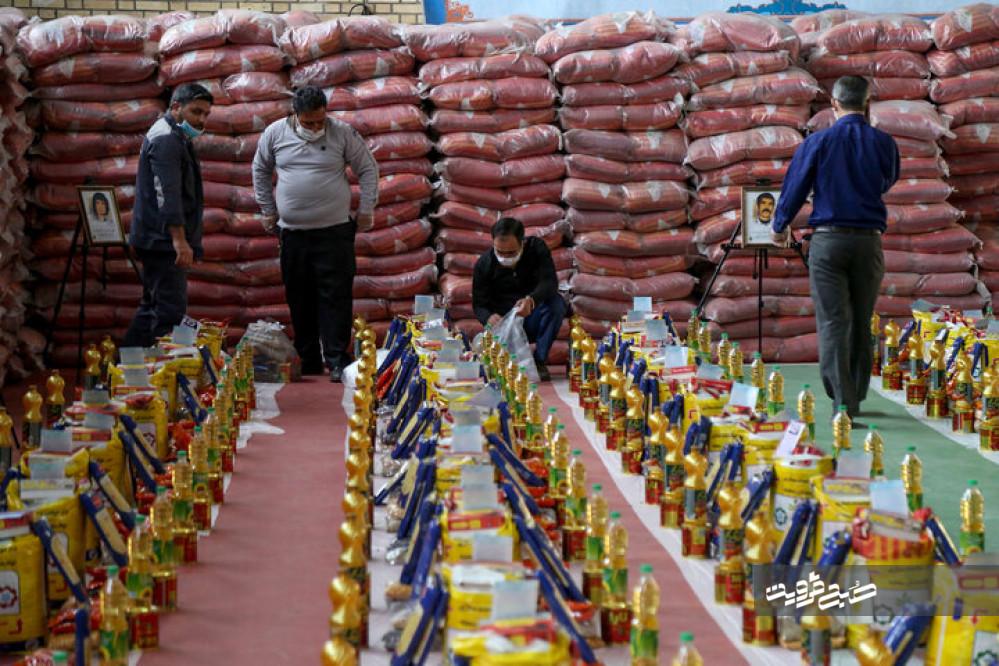 مشارکت ۶،۵ میلیارد تومانی قزوینیها در پویش ایران همدل