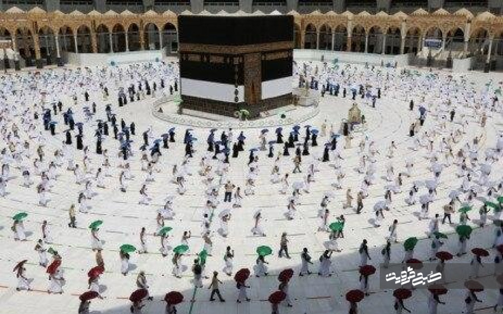 عکس/ مکه مکرمه در روزهای آخر ماه رمضان