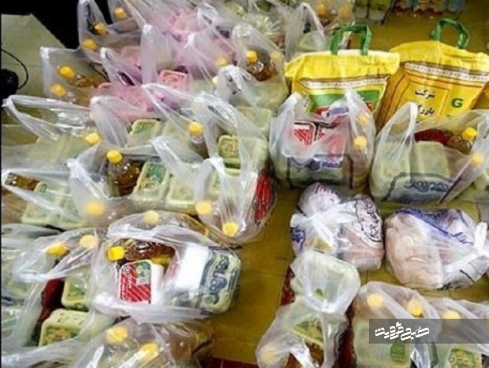 ۳۰۰بسته معیشتی بین نیازمندان قزوینی در ماه رمضان توزیع شد