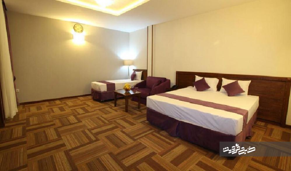 پذیرش مسافر در  هتلها و مراکز اقامتی قزوین ممنوع است