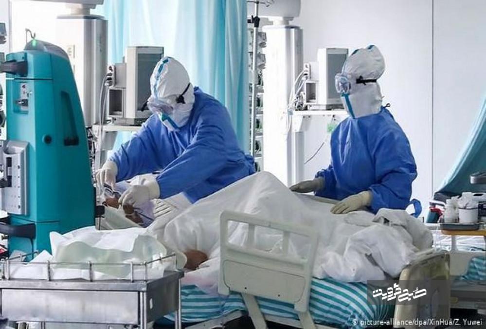 ۳۱۰ فوتی جدید کرونا در کشور/۲۱۰۲ بیمار دیگر بستری شدند