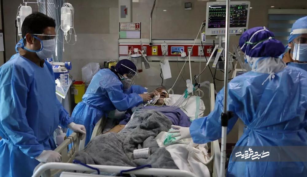 ۱۶۳ جانباخته مبتلا به کرونا در کشور/ بستری ۱۵۰۴ بیمار جدید