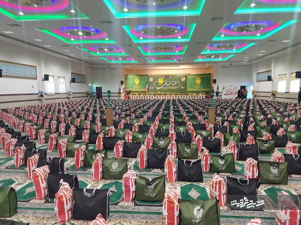 اشتغالزایی برای ۲۸۵نفر در استان قزوین/بیش از ۸۴هزار بسته معیشتی بین نیازمندان توزیع شد