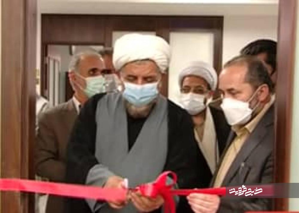 افتتاح شعبه طلایهداران صلح و سازش در اتاق بازرگانی قزوین