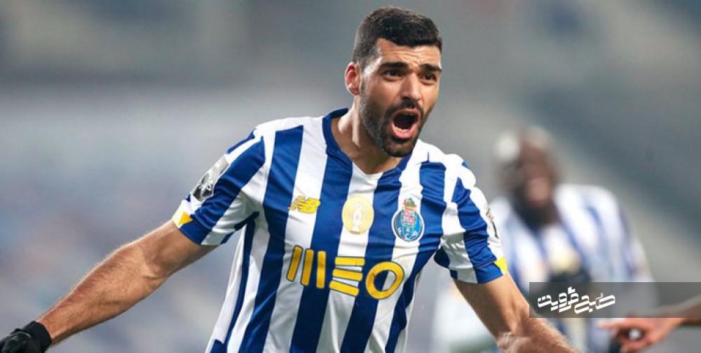 طارمی در تیم منتخب لیگ پرتغال در فصل ۲۰۲۱ +عکس