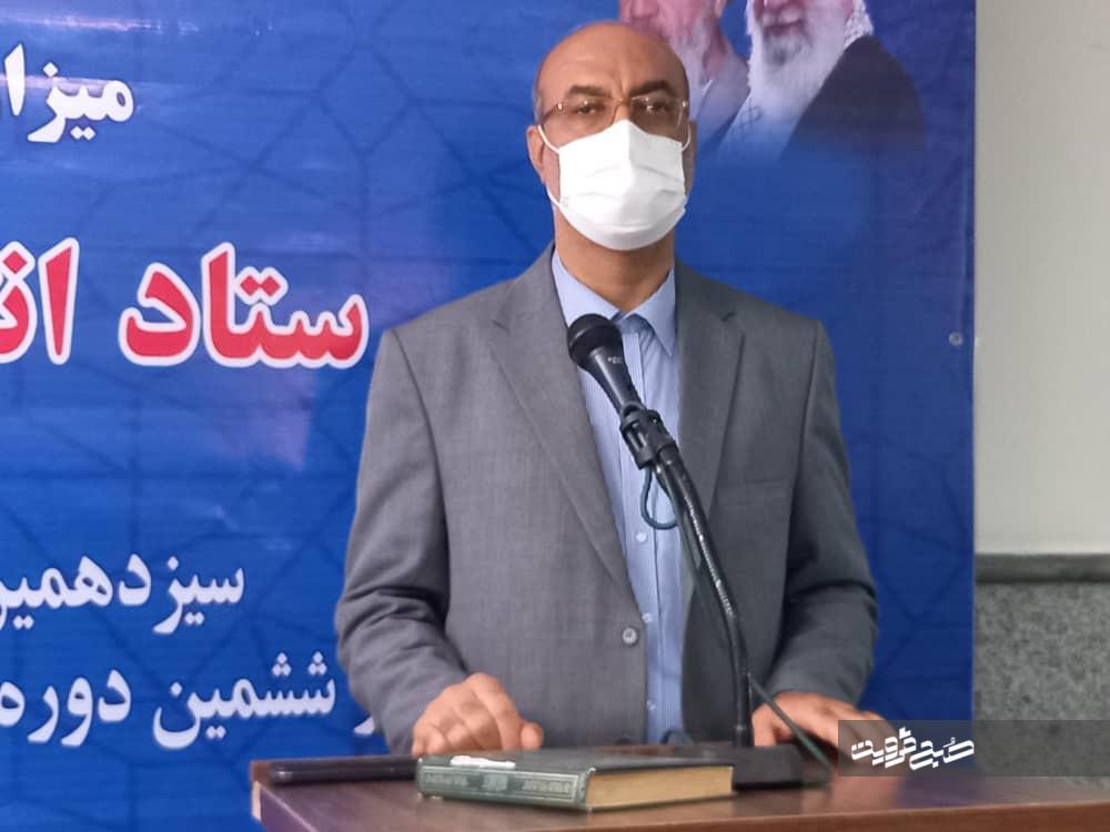 حجتالاسلام رئیسی منتخب بیش از ۶۴ درصد رای دهندگان قزوینی