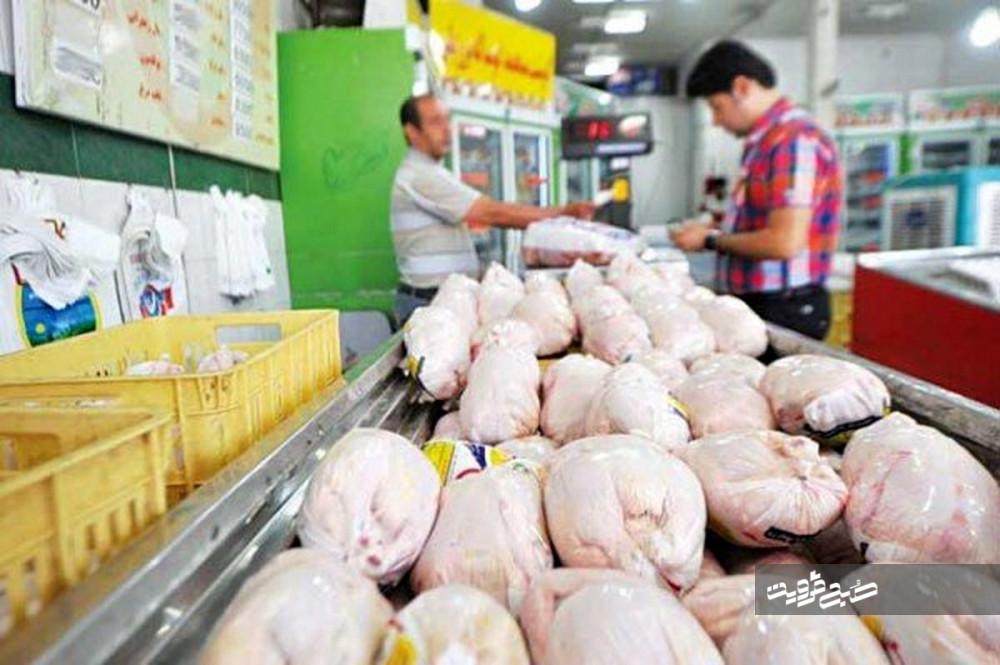 سایه سنگین قحطی و گرانی بر بازار مرغ قزوین