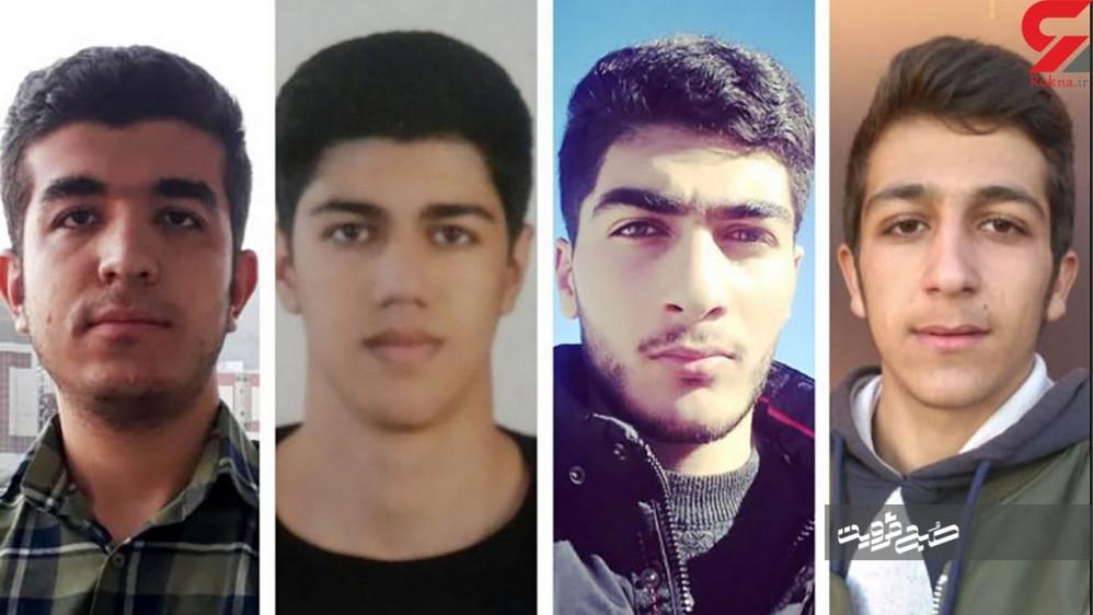 رقابت شیطانی حامد با ۷ همکلاسی نابغه در کنکور / به عقل جن هم نمیرسد + عکس