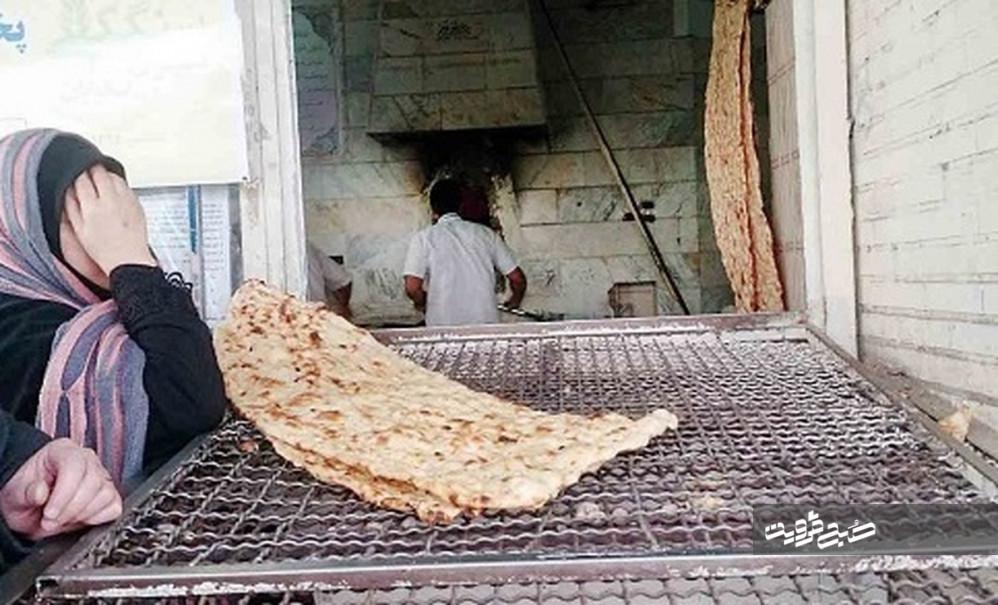 افزایش ۲۵ تا ۴۰ درصدی قیمت نان+ لیست قیمتها