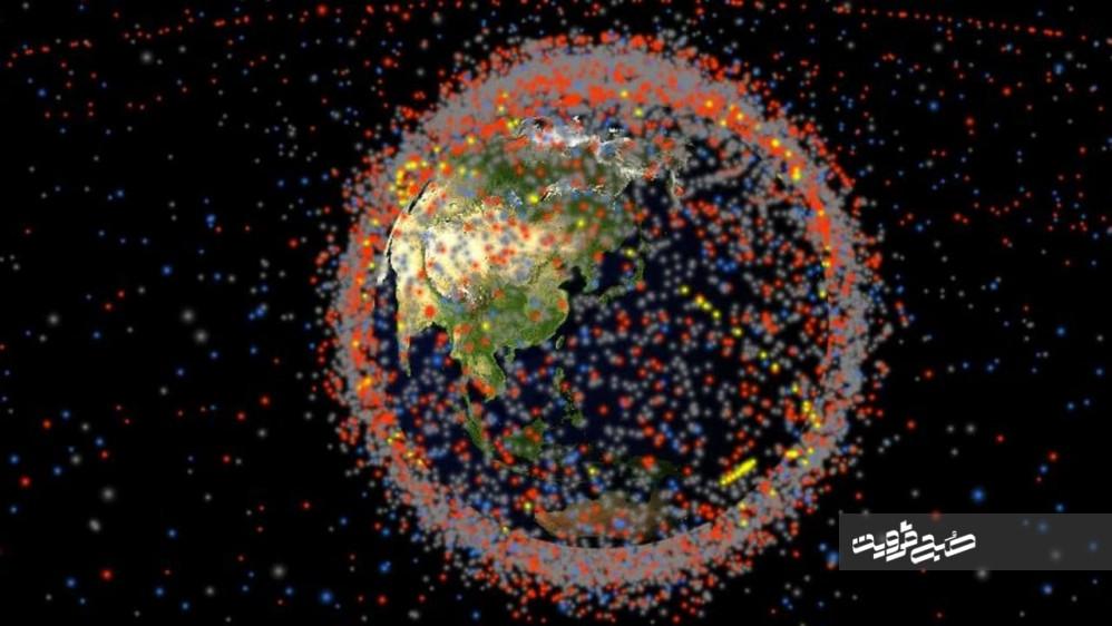 آن روی سکه پاک سازی زبالههای فضا؛ جاسوسی یا توهم آمریکایی ها؟
