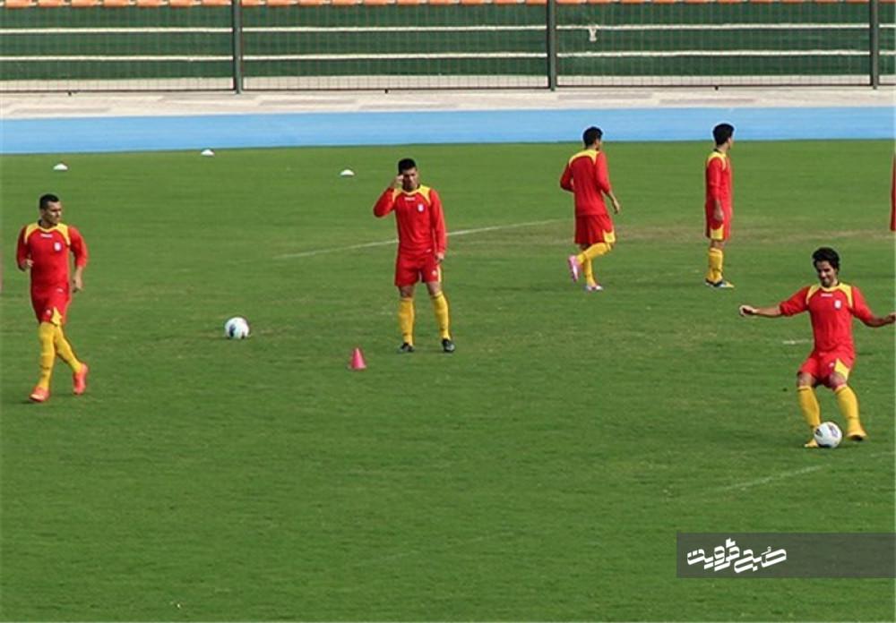 فوتبال قزوین حامی مالی ندارد