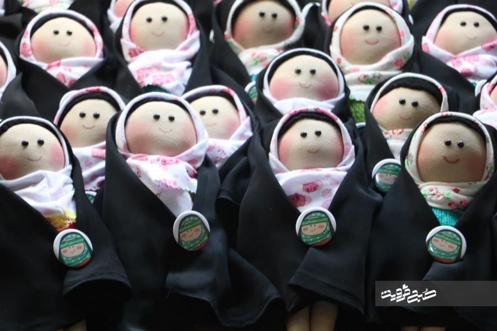 تولید عروسکهای اربعین آغاز شد