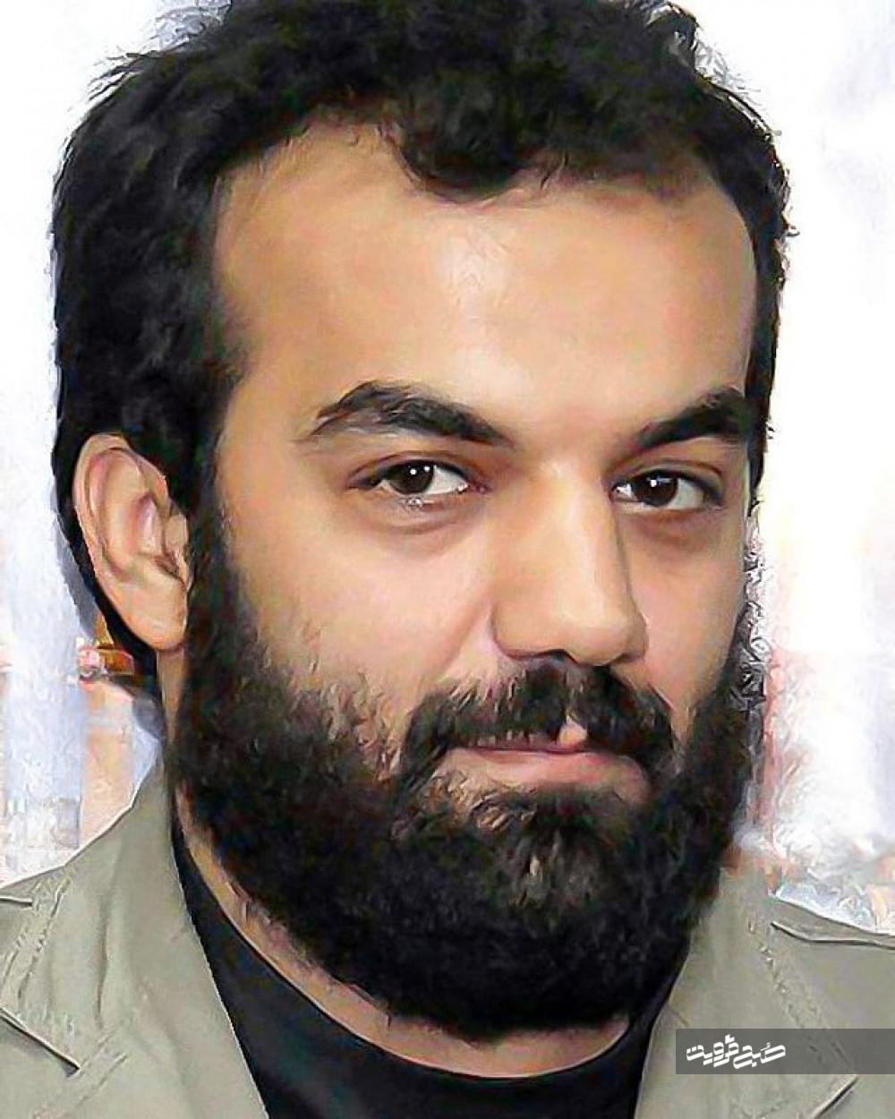 بازگشت پیکر مطهر شهید مدافع حرم به قزوین