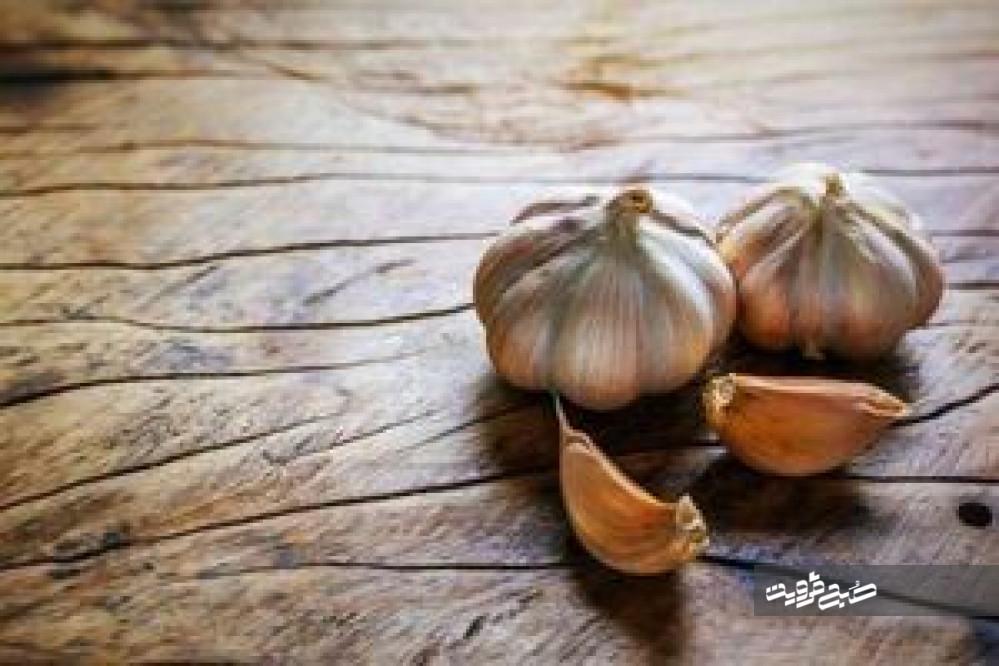 معجزه خوردن روزانه یک حبه سیر با شکم خالی