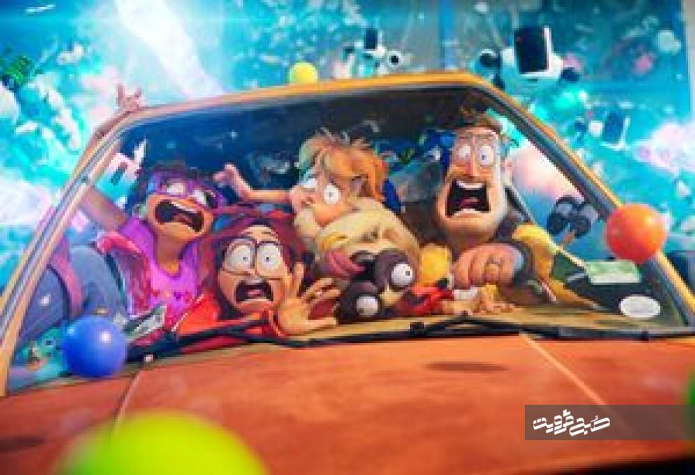 فروکاست ارزشهای خانوادگی در انیمیشن میشلها علیه ماشینها