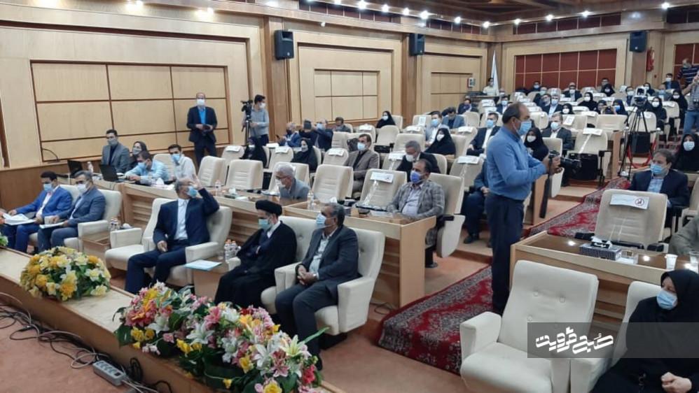 تجلیل از ۲۶ دستگاه اجرایی استان قزوین