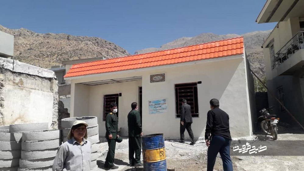 پیشرفت ۹۰درصدی واحدهای مسکونی منطقه زلزلهزده سیسخت