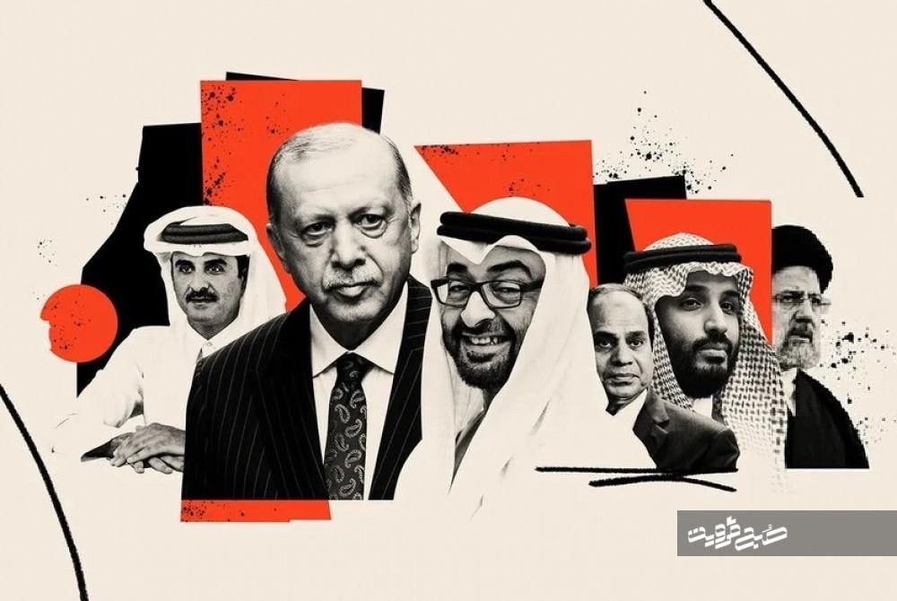 چه شده که همه دشمنان قدیمی در خاورمیانه به فکر صلح و آشتی افتاده اند؟