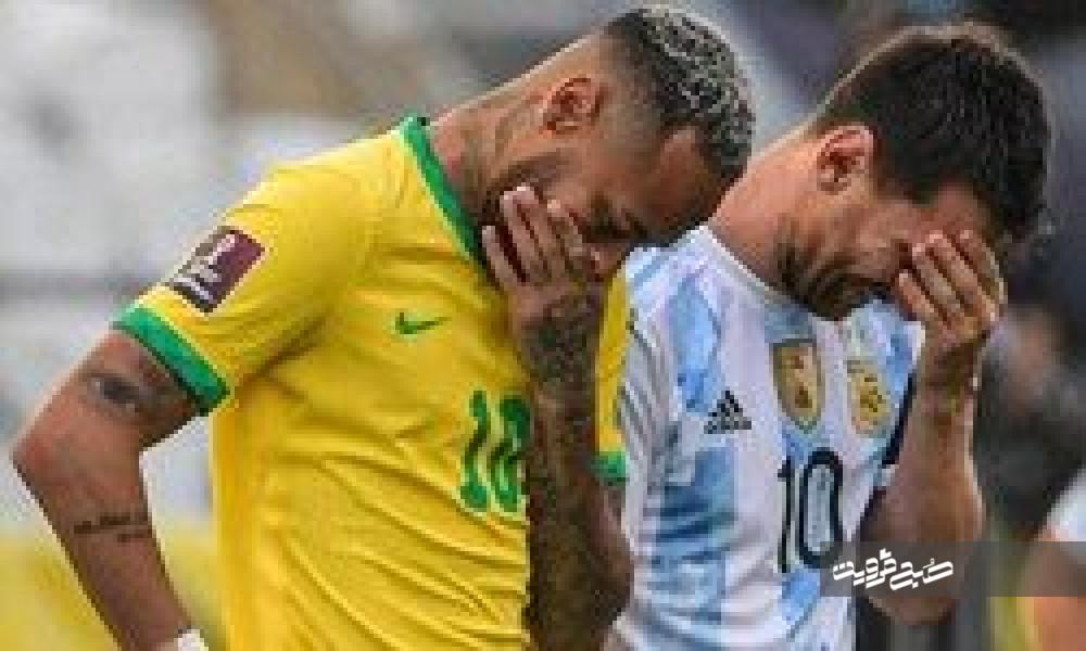 جدال تنگاتنگ مسی با نیمار در راه جامجهانی +عکس