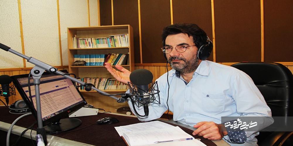 «شب چره» در رادیو قزوین