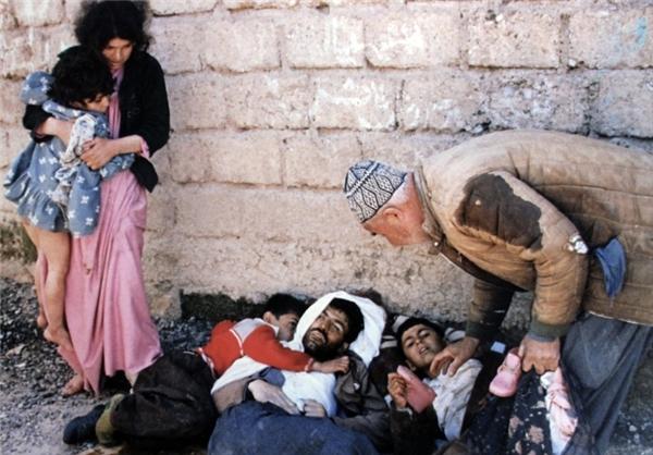 نتیجه تصویری برای قربانیان بمبارانهای شیمیایی عراق