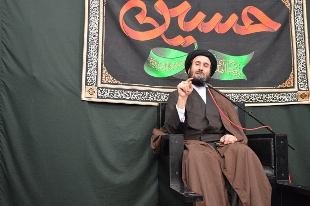 حجتالاسلام خضری: حضرت علیاکبر(ع) تا قیامت همهی آقازادهها را به چالش کشیده است