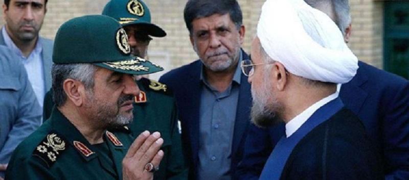 فرماندهکلسپاه; آقای روحانی قهر و غضب خود را علیه نارساییهای اقتصادی دولت بهکار گیرید