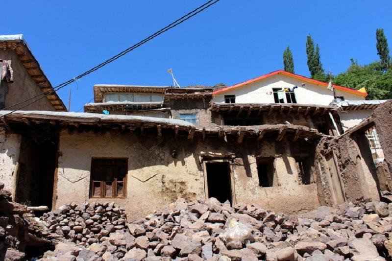 مرحله جدید ساماندهی و مرمت بافت روستای تاریخی کلایه آغاز شد