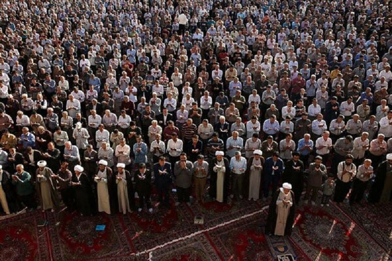 نماز عید قربان به امامت امام جمعه موقت اقامه میشود