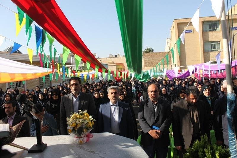 زنگ امید در مدارس استان قزوین طنینانداز شد+تصاویر
