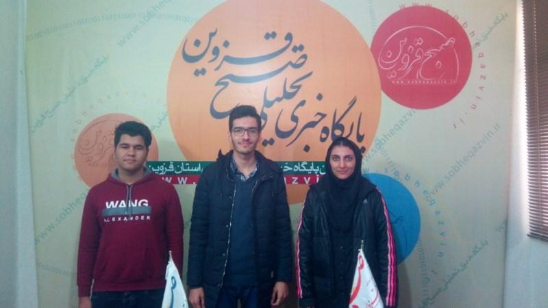 جوانان ایرانی بااستعدادترین مردم دنیا هستند/با توانمندی و خودباوری قهرمان مسابقات آسیا و اقیانوسیه شدیم