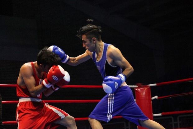 جانی دوباره در ورزش بوکس استان قزوین