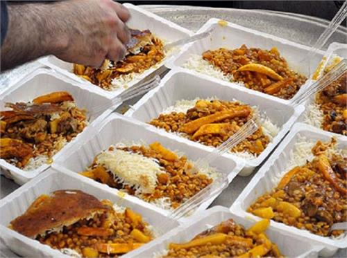 ۲۵ هزار پرس غذای گرم در مناطق محروم قزوین توزیع میشود