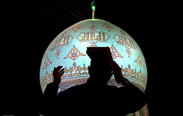 ویژه برنامههای هیئتهای شهر قزوین در شبهای احیا