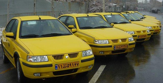 افزایش ۲۰درصدی کرایهها/ شَبرنگ قیمتها در تاکسیها نصب میشود