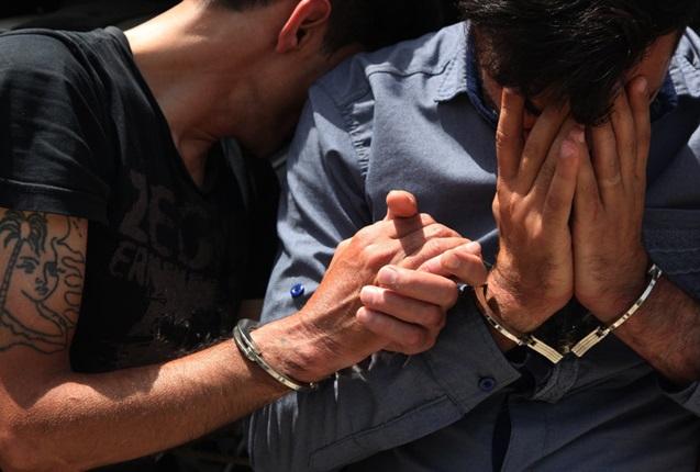 عاملان سرقت به عنف طلا در تاکستان دستگیر شدند