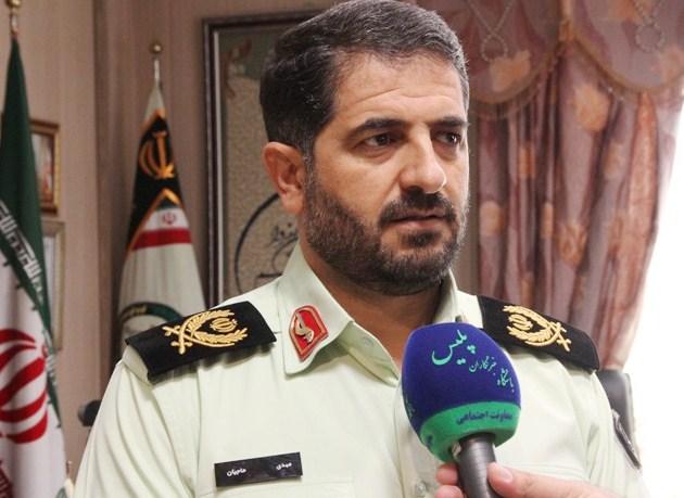 کشف ۱۵۷ کیلو موادمخدر در عملیات مشترک پلیس قزوین و کرمان