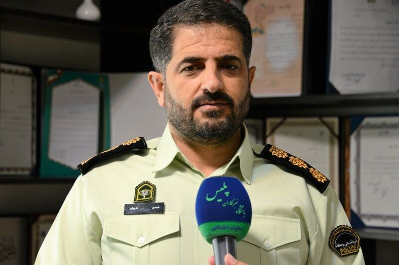 کشف ۴۰کیلو موادمخدر در عملیات مشترک پلیس قزوین و اصفهان