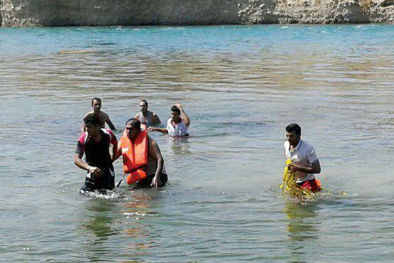 غرق شدن جوان آبیکی در سد زیاران