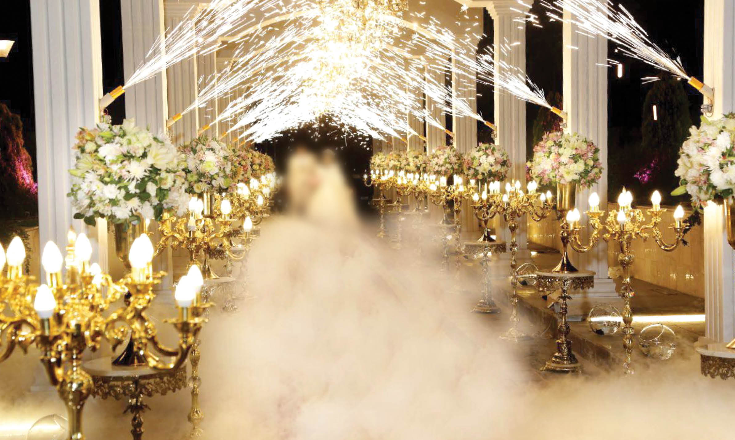 سیر تا پیاز عروسیهای لاکچری آن هم از نوع «چشمدرآر»