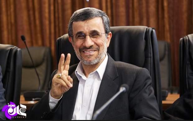 احمدینژاد در مصاحبه با نیویورک تایمز: ایران باید مستقیم با ترامپ وارد گفتگو شود/ ترامپ مرد عمل است/