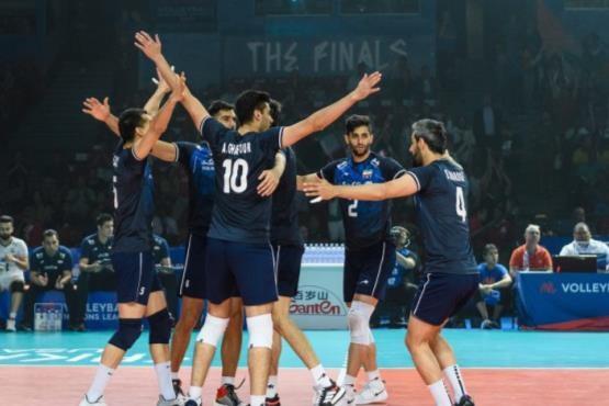 ۲ بازی دوستانه تیم ملی والیبال ایران با بلغارستان قبل از انتخابی المپیک