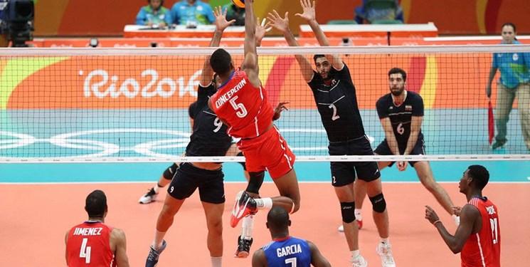 ایران - کوبا/ جدال سخت و جذاب تیم ملی والیبال در نخستین گام انتخابی المپیک